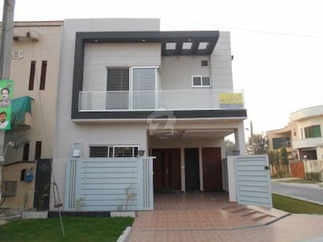 House number C-1A, Rehan Garden Phase 2.