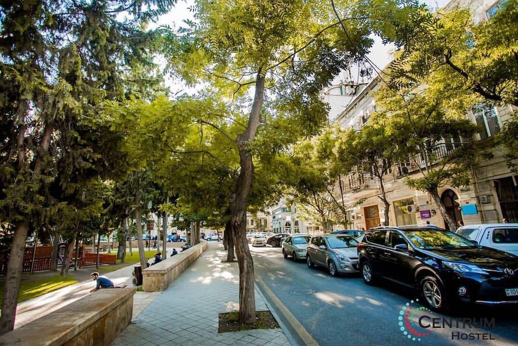Xaqani street 3