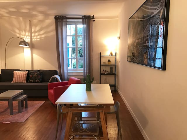Grand appartement quartier Marracq - Bayonne - Apartment