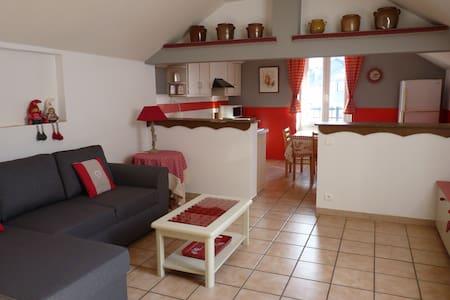 Appartement duplex 75 m2 rénové - Pierrefitte-Nestalas - 公寓