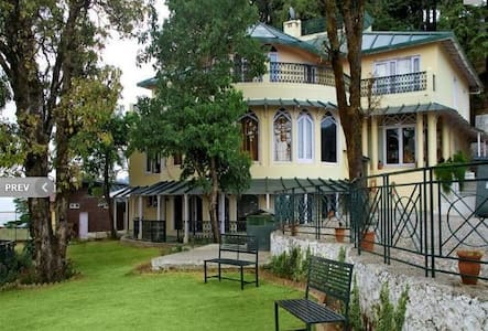 A Colonial Cottage - Mussoorie