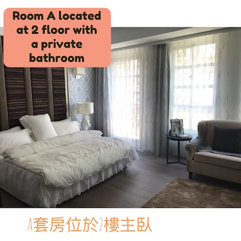 A) Taoyuan Multi-unit house Close by Airport&THSR