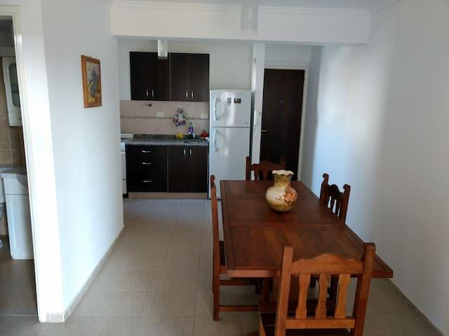 DEPARTAMENTO MODERNO CON EXCELENTE UBICACIÓN 45 M2 - Villa María