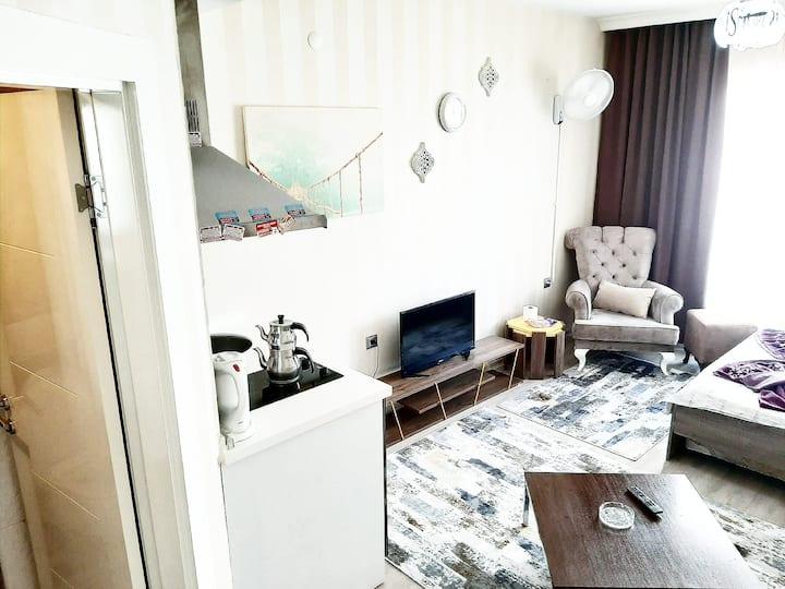 Stüdyo Ev - Ankara Konaklama - ANKARA GÜNLÜK EV