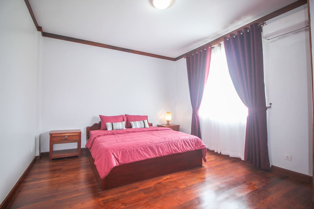 new 2 bedroom apartment for rent in Siem Reap