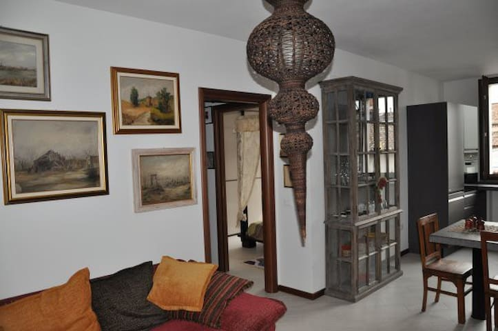 Lovely apartment right in the heart of old town - Forli - Appartement