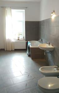 Bescheidene 3 Zimmer Wohnung - Leipzig - Apartment