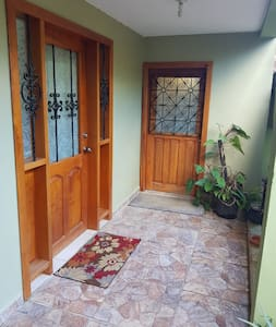 Quaint Two bedroom apartment in Puerto Cortes.