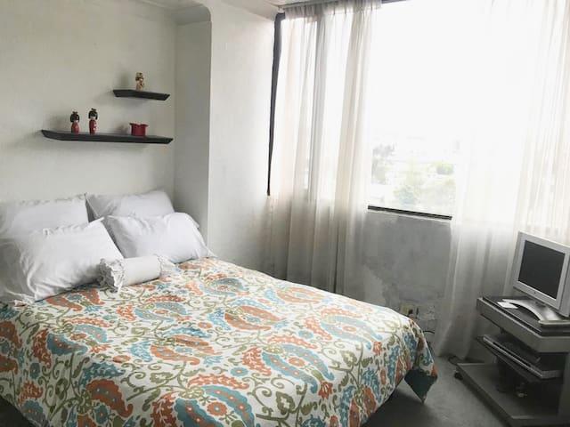 Habitación cómoda perfecta para  2 personas