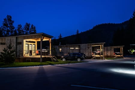 Premium Cabin #5 at Boulder Mountain Resort