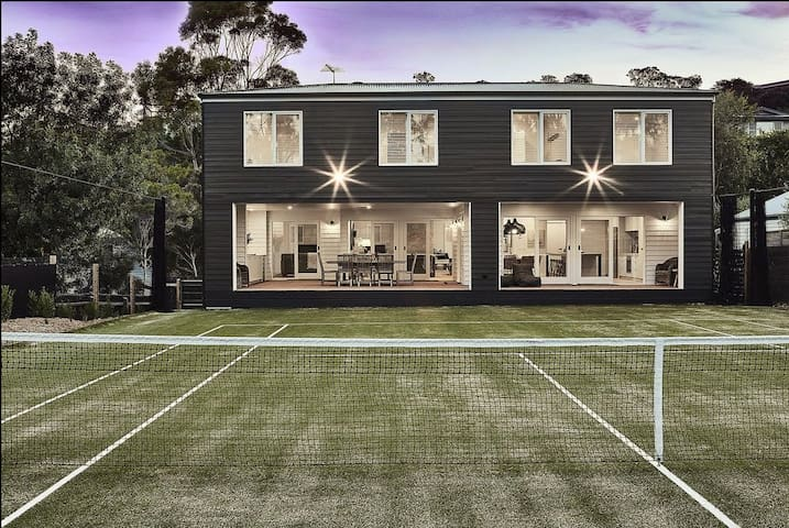 The Tennis Club in Portsea