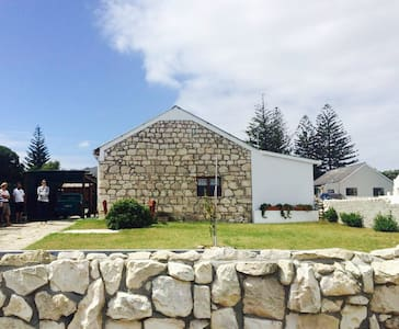 Fisherman's Cottage Ocean view - Gansbaai - Dom