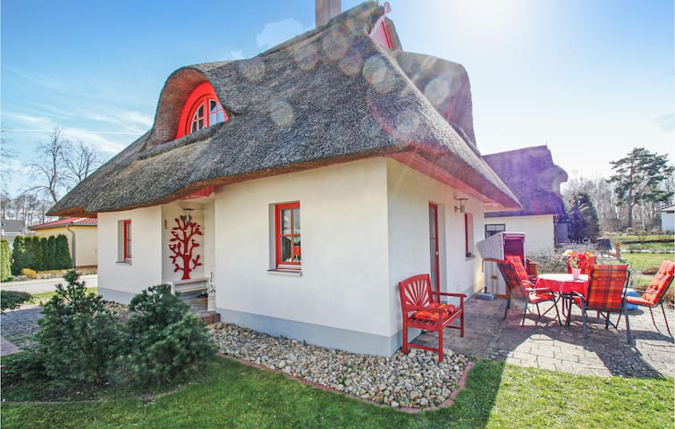 Holiday cottage with 2 bedrooms on 77m² in Wendisch-Rietz