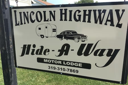 The Lincoln Highway Hideaway