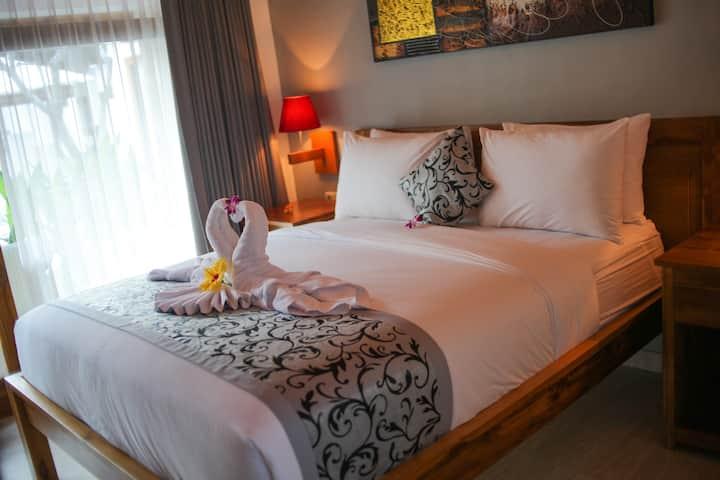 Villa Casablanca Keramas surf beach Villa & Resort