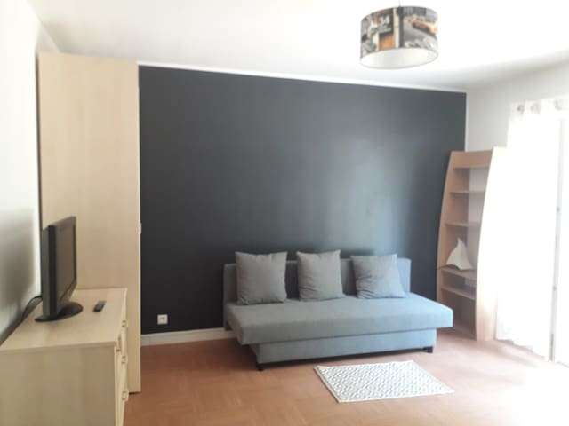 Appartment 30M2 next to Plateau de Saclay