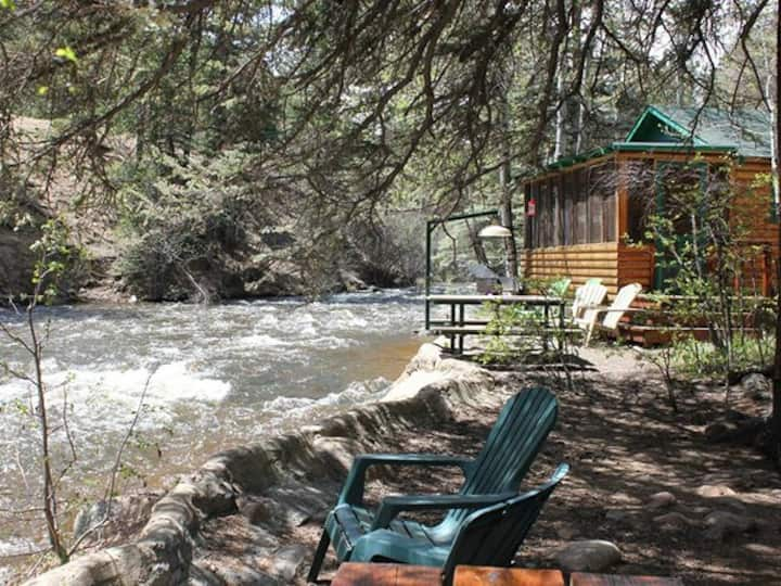 Aloha Cabin on the Big Thompson River
