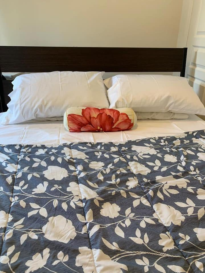 Luxurious Guest Private Suite with free parking