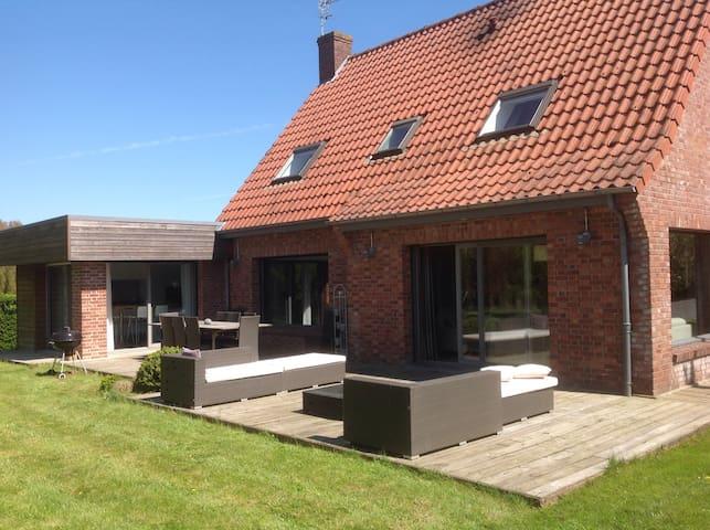 Villa individuelle et moderne - Halluin - Casa