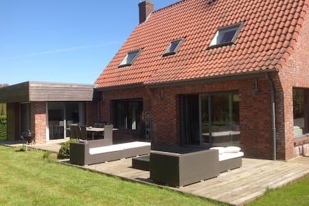 Villa individuelle et moderne - Halluin - Dům