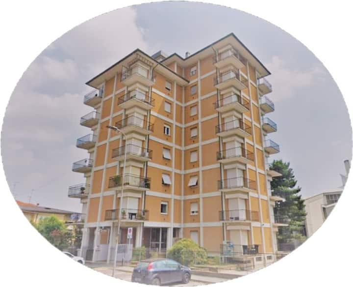 Appartamento panoramico vicinanze LIUC