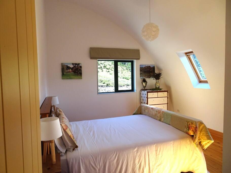 Queen Bed in Double Room