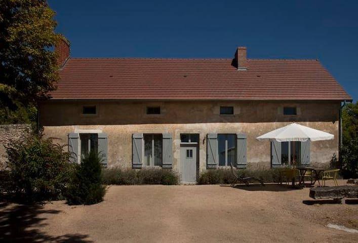 Maison du gardien - la Ruats