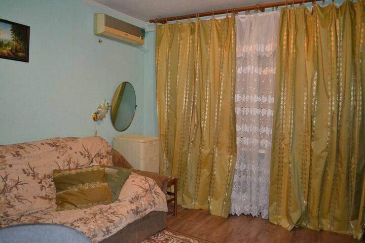 Сдаю квартиру 1 комнатную.