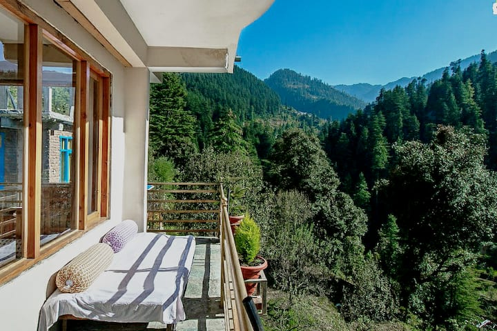 Home Tales Nature Lodge in Jibhi, Tirthan Valley