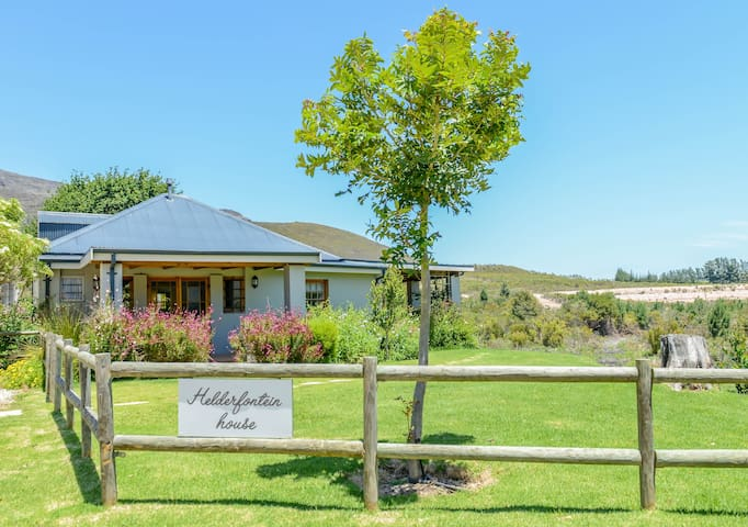 Clouds End Farm - Helderfontein Cottage