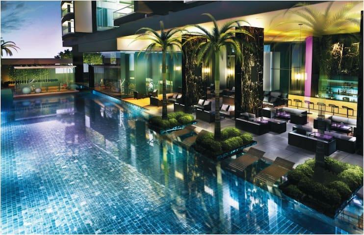 5* Luxury Lifetyle in Kuala Lumpur - Kuala Lumpur - Apartemen