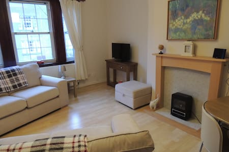Historic City Centre Apartment - Stirling
