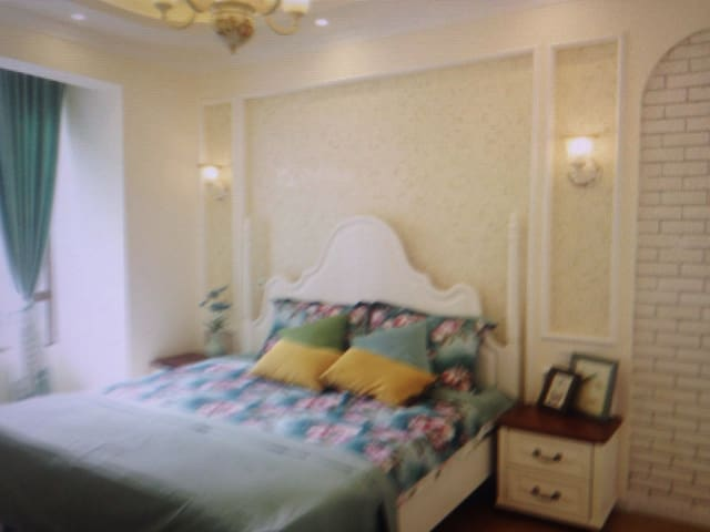 Warm and elegant Liangju - 蒙达里兹 - Apartamento