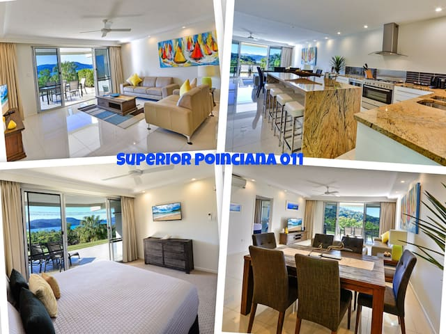Superior 2brm 2bath Poinciana 011 - Hamilton Island - Apartment