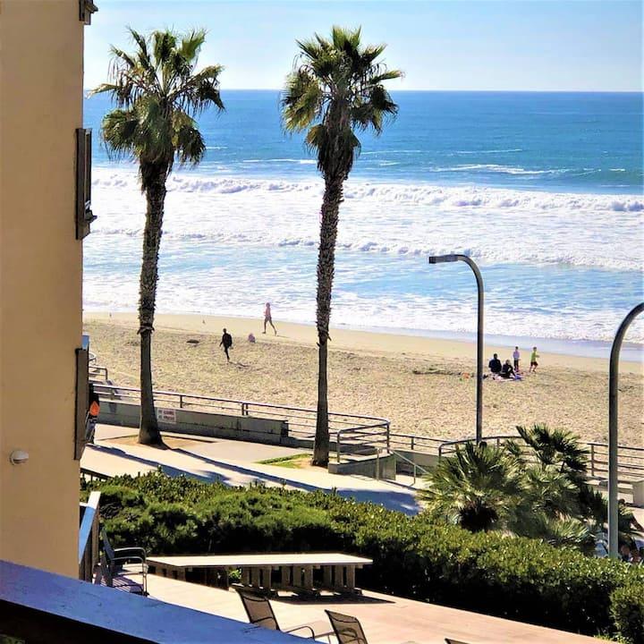 Amazing San Diego Oceanfront Getaway