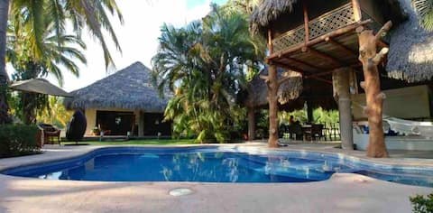 Casa  EcoPlaya Tortuga