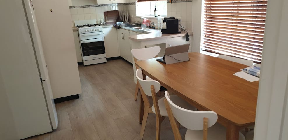 Quiet place close to Adelaide Hills and CBD