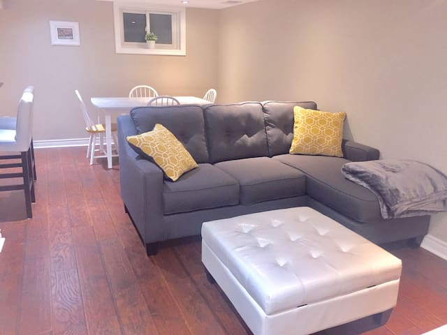 In-Law Suite Near McMaster University