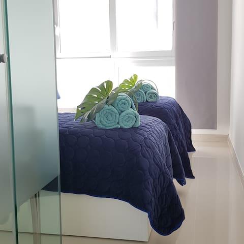 """Chambre """"Blue Dream"""""""