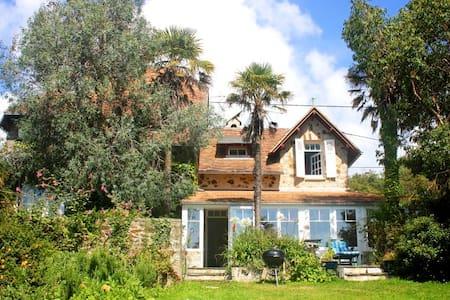Strandhuis (8 personen) aan de Normandische kust - Barneville-Carteret - Casa de campo