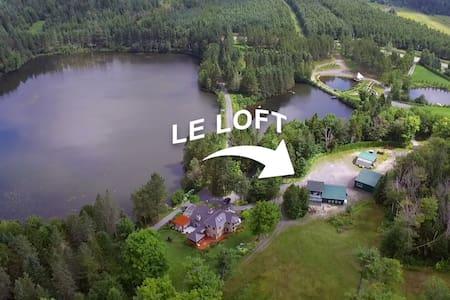 Loft du Domaine Gagnon : Membre CITQ 298289
