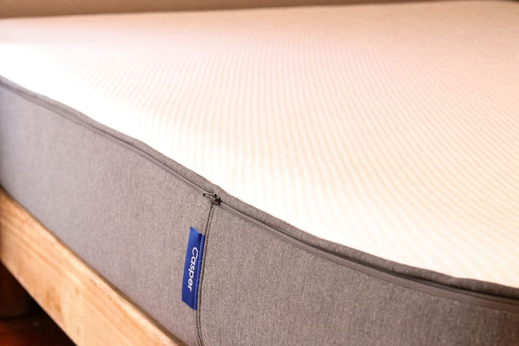 We only use the best quality mattresses to ensure a good night's sleep.