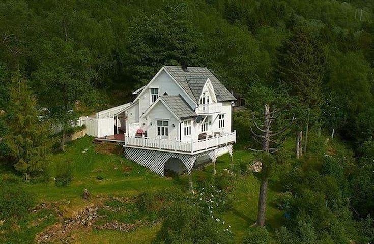 Stunning view in Sigerfjorden - 8400 - Rumah