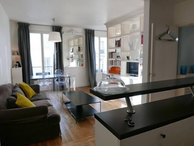 Appartement au coeur du 6e-Bon marché - Paris - Apartmen