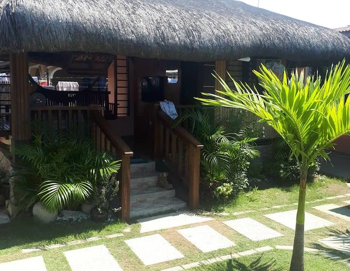 Walter's Kubo in San Juan Surf Town