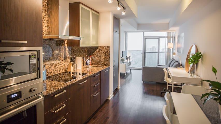 STYLISH LUXURY CONDO, CN TOWER VIEW