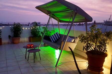 Attico Verde (Glyfada - Athens) - Γλυφάδα - Apartment