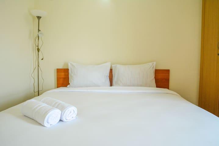 Cheap Apartment in Cengkareng Taman Semanan 1BR