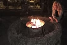 Relaxing garden ideas Garden BBQ grill(s) Outdoor picnic space Fireplaces