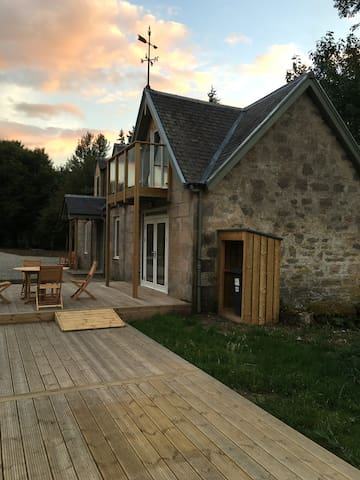 The Coach House at Inverdruie - Aviemore - Hus